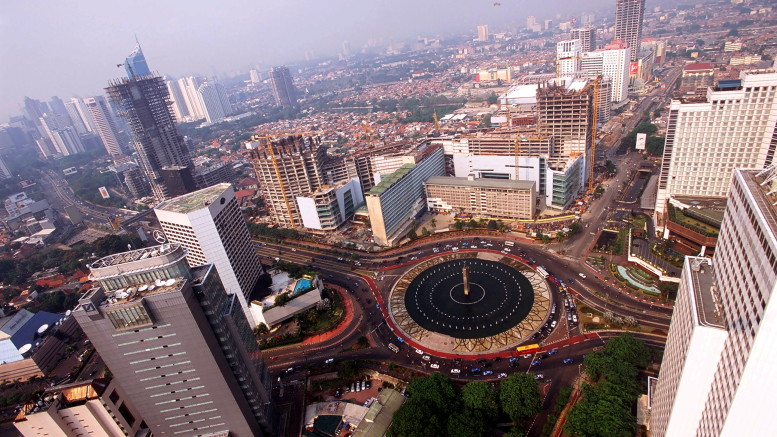 Blick auf die Metropole Jakarta. (Foto: Ministry of Tourism and Creative Economy, Republic of Indonesia)