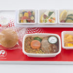 Essen bei Japan Airlines
