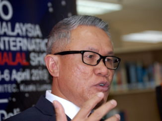 Dato' Wan Latiff Wan Musa, CEO Matrade. (Photo: Kemal Calik)