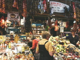 Market in Barcelona 326x245 - Expo Halal will be part of the new Alimentaria Trends trade show