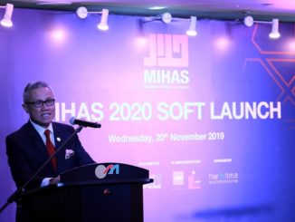 Matrdae CEO Wan Latiff 326x245 - MIHAS 2020 to promote the values of sustainability among halal-based businesses