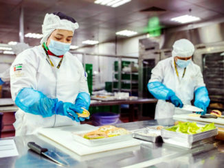 Ethiad Catering 326x245 - Etihad cooks for people with coronavirus
