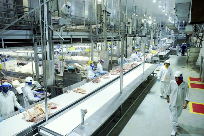 BRF Brazil - Brazil meat producer BRF continues to invest